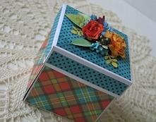 Exploding Box Urodzinowy. W...
