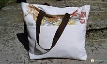 Mała shopper bag - @brzostula