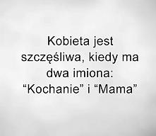 kochanie mama