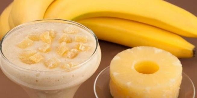 Ananas i banan, 2 składniki, które pomogą Ci usunąć nadmiar tłuszczu z brzucha