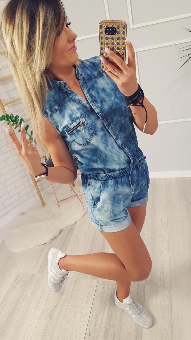 Kombinezon jeansowy Denim :) zapraszam :)