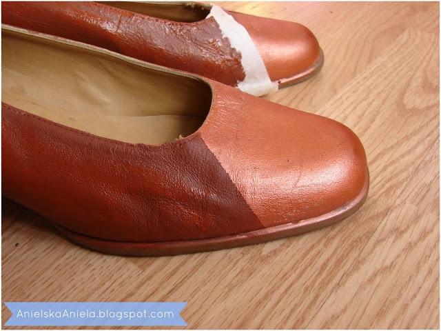 Jak odnowić buty Diy