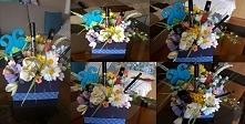 FLOWERS BOX 26 urodziny :)