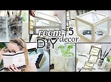 5 DIY Room Decor and Desk O...