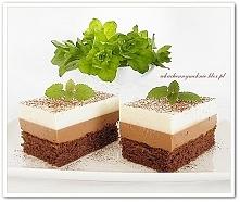 Sernik czekoladowy na zimno (przepis klik w zdjęcie)