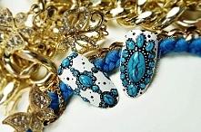 Paznokcie niczym biżuteria ♥
