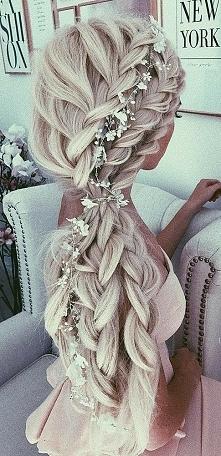 Włosy *-* śliczne