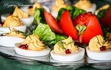 Faszerowane jajka na Wielka...