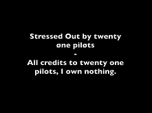 Twenty One Pilots - Stresse...