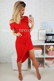 Zmysłowa sukienka Catania --> fashionata.pl 4 kolory do wyboru