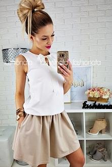 Niezwykła sukienka ANASTASIA, POLSKA produkcja od S do L --> fashionata.pl