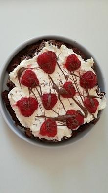 Ciasto czekoladowe :-D