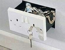 Dobry patent na skrytkę