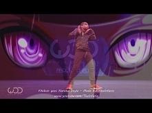 Mega :D  Fikshun goes NARUTO STYLE - World of Dance 2016 Hawaii