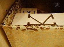 Recykling organizacja DIY Kartony