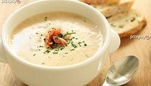 Zupa chrzanowa       250 g wędzonego mięsa     pęczek włoszczyzny     200 ml ...