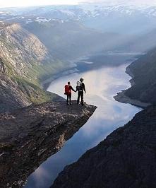 Trolltunga, Odda, Norway, m...