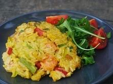 Warzywno- ryżowe kotleciki