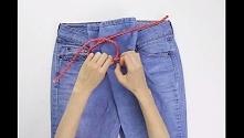 Jak wybrać idealny rozmiar jeansów bez przymierzania. (kliknij w obrazek)