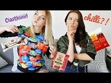 Bananowe czipsy o smaku chilli?! | TEST FIT SŁODYCZY Subskrybuj!