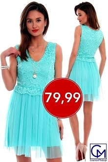 Świetnie skrojona sukienka