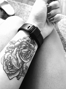 tattoo, Rose