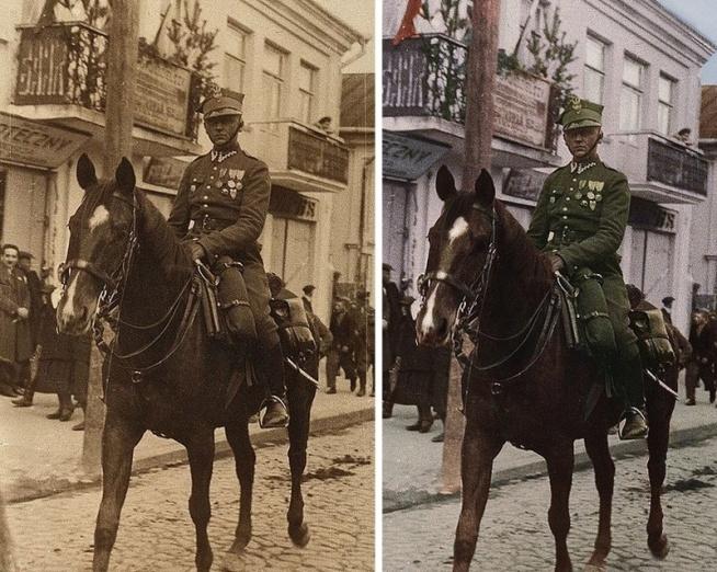 Przeróbki zdjęć, odrestaurowanie starych fotografii, usuwanie elementów ze zdjęć i inne, polecam :) więcej info pod adresem k-galinska1@wp.pl