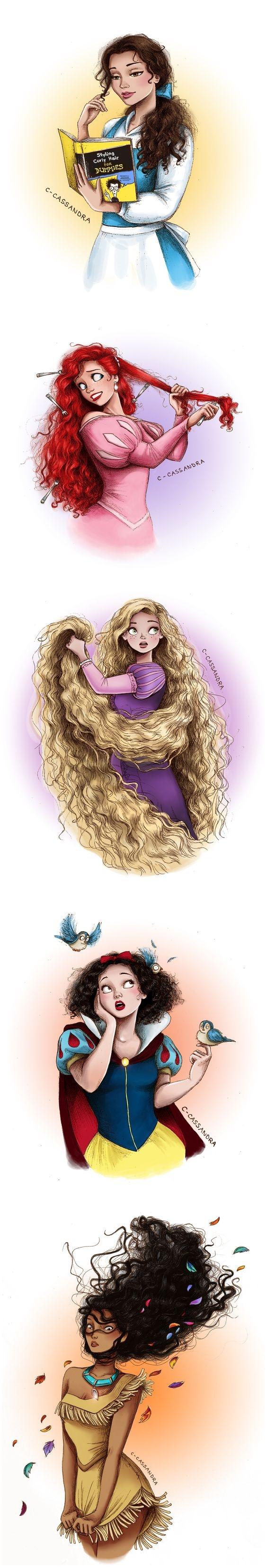 Hair Disney ;D