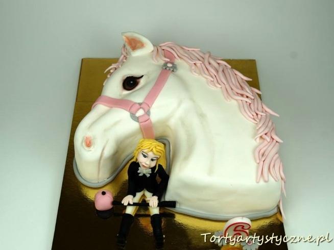 Konik tort dla dzieci