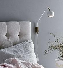 Lampa ścienna COCO - dostępna w =mlamp=  Jest to kinkiet w nowoczesnym stylu,...