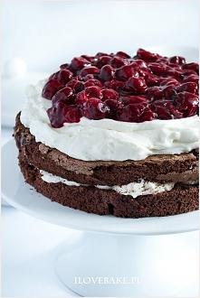 Lekki torcik czekoladowy z ...