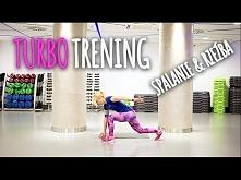 TURBO TRENING - spalamy kalorie i rzeźbimy ciało | Codziennie Fit