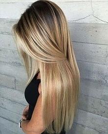 włosy !