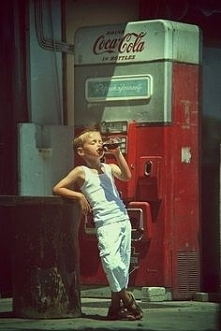 Kiedyś to były czasy ^^ słodziak ♥