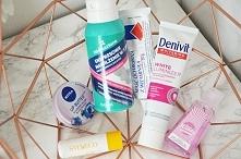 Kosmetyki, które zabieram ze sobą na wakacje!Wpis na blogu, kliknij w zdjęcie :)