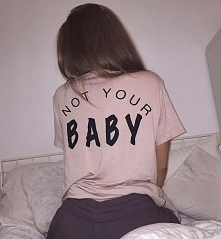 Od dzisiaj chcę taką koszulkę .