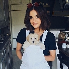 Lucy Hale ;3