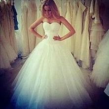 Co myślicie o sukni ślubnej ombre??