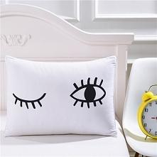 Poduszki z motywem oczu dodadzą uroku każdemu wnętrzu!