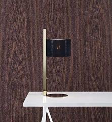 Lampa stołowa PULLMAN - dostępna w =mlamp=  Prezentowane oświetlenie to stojąca lampka biurkowa, która będzie ciekawą propozycją oświetlenie do stylowo urządzonych salonów, nowo...
