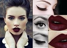 Za mocno czy w sam raz?:) Jak Wam się podoba taki makijaż?