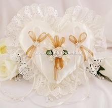 poduszka na obrączki, ślub