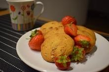 Bezglutenowe ciasteczka z trzech mąk to bardzo pożywna przekąska, która jest ...