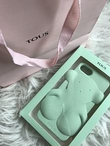 Witam, mam do sprzedania nowe Etui TOUS Rubber Bear na Iphone 7 :))) Materiał...