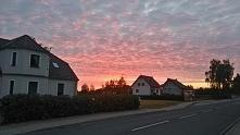 A takie widoki można oglądać biegając o świcie :)