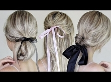 Simple & Easy Hairstyle...