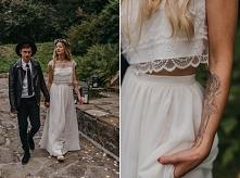 Ślub Basi i Szymona - klimatyczne zdjęcia autorstwa LMFOTO. Cała sesja na blo...