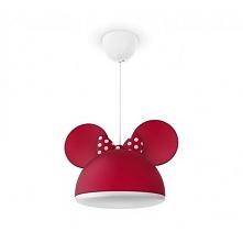 MINNIE MOUSE 71758/31/16 Philips lampa wisząca  Dzieci pokochają tę opracowan...
