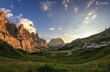 Val Gardena Groden, Passo Gardena Pic.Carlo Bon