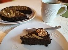 Brownie z cukini :-) meeega wilgotne i czekoladowe  :-)